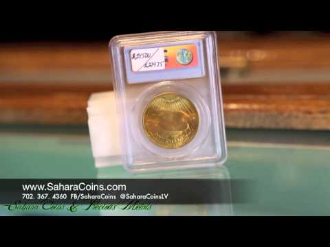 Rare Gold Coins for Sale | Gold Coin Collection | Buy Gold Coins Online | Sahara Coins Las Vegas
