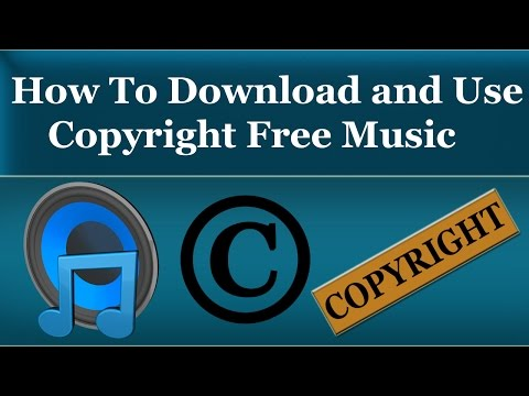 How To Download and Use Copyright Free Music on Your YouTube Videos - Urdu/Hindi