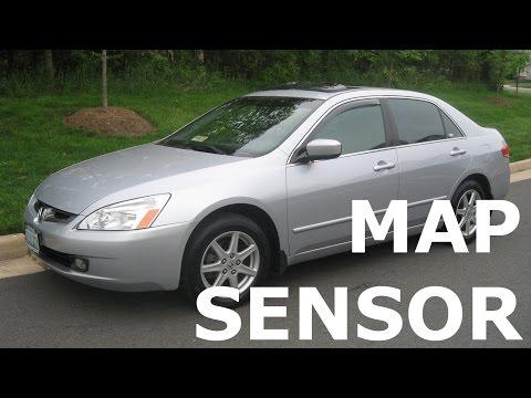 How to Replace MAP Sensor Honda Accord (V6, 7th Gen) - EP #11