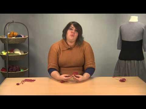 Increase Knitting Stitches 3 Ways