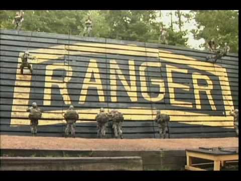 US ARMY RANGER TRAINING
