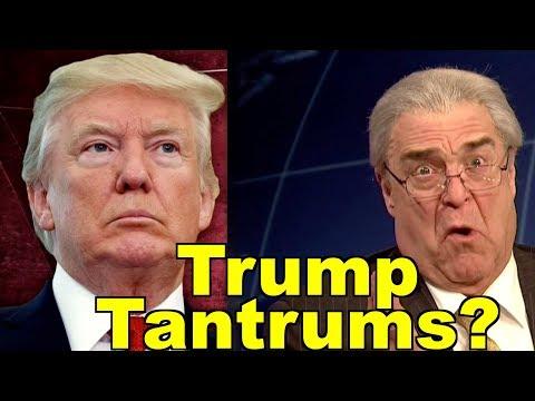 Trump Tantrums? - John Goodman, Adam Schiff & MORE! LV Sunday LIVE Clip Roundup 256