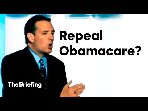 The Republican health care plan? Repeal Obamacare | The Briefing