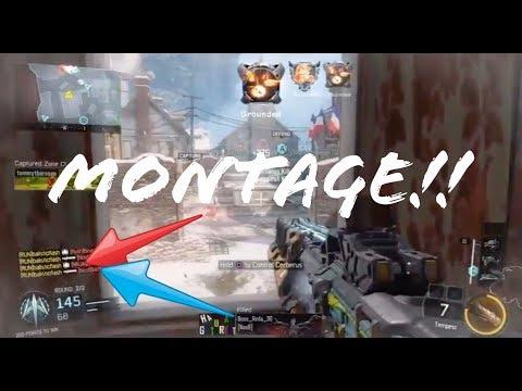 Call Of Duty Montage! (Bo3, Infinite Warfare, WW2) *Multi Cod Montage!*