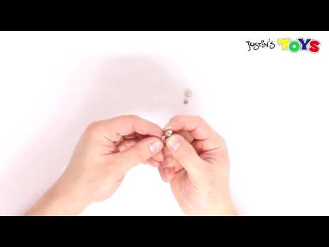 How to Replace Batteries for LED Light up Fidget Spinners