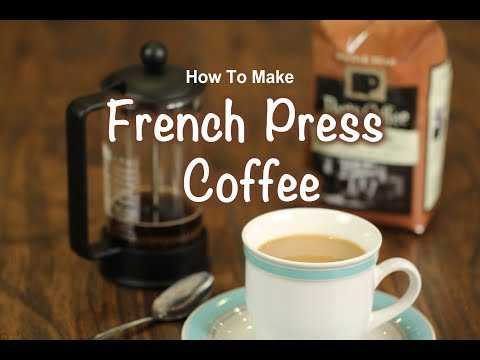 How To Make French Press Coffee | Rockin Robin Cooks
