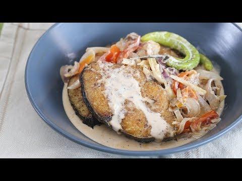 Binagoongang Isda Sa Gata Recipe | Yummy Ph