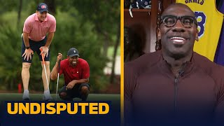 Skip & Shannon react to the Tom Brady, Phil Mickelson, Tiger Woods & Peyton golf outing | UNDISPUTED
