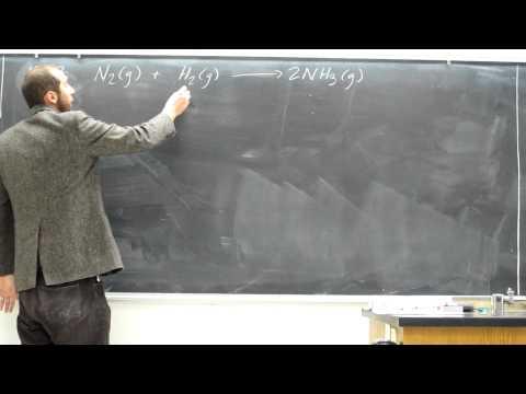 Balancing Reaction Equations - Moles to Moles Conversion