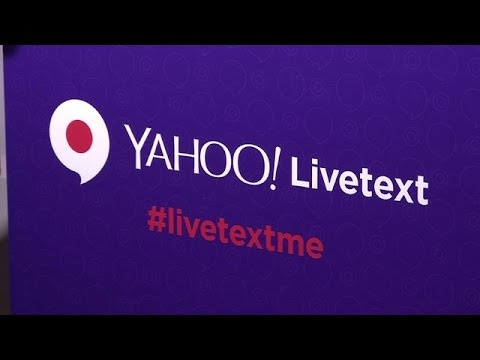 New Yahoo messenger combines text with soundless video