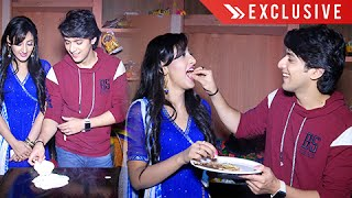 Exclusive   Aryan Teaches Sanchi How to Make Dosa   Ek Rishta Saajhedari Ka