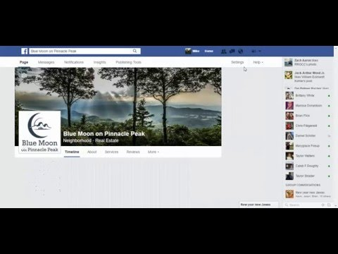 How to Like pages as your Facebook Business Page - updated 2016