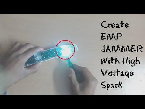 DIY EMP Jammer