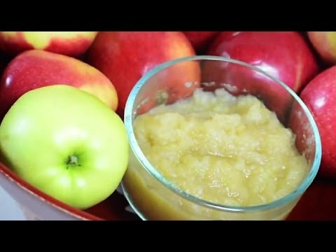 Applesauce Recipe : Kids Recipe