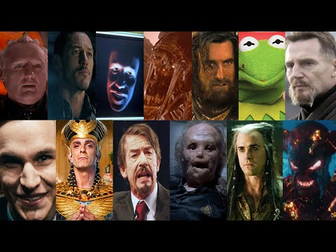 Defeats of My Favorite Movie Villains Part V - playithub com