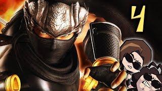 Ninja Gaiden Sigma: Ninja Magic - PART 4 - Game Grumps