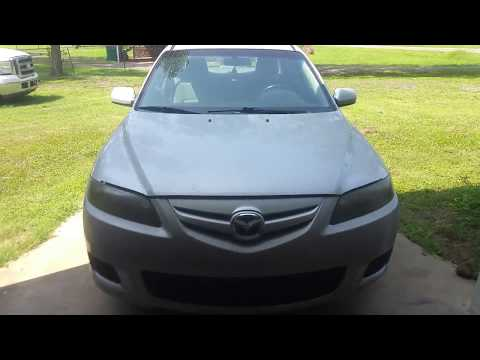 How replace lens fix headlights like new for $35 2003-2008 Mazda 6