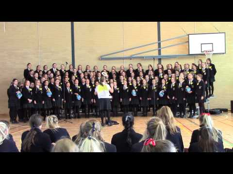 Arts Day - McNeil House Choir | Heaven is a Place on Earth by Belinda Carlisle