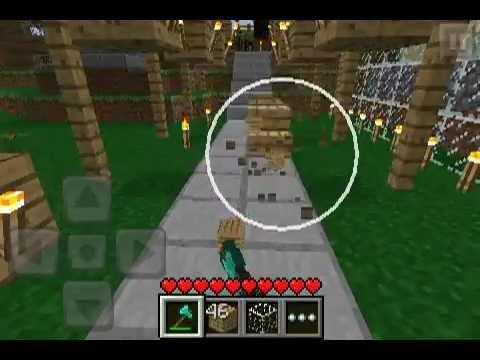 Minecraft PE Lets play Episode 18 - Twitter Q&A