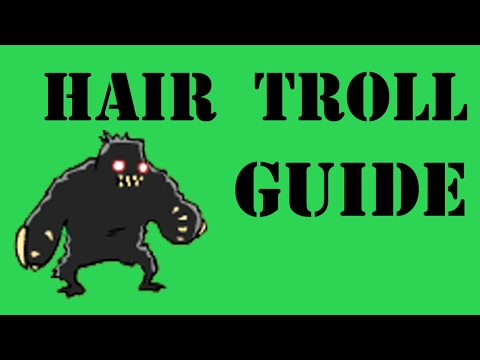 Hair Troll Strategy Guide Pit People