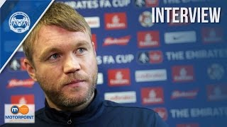 PRE-MATCH | The Gaffer Talks About His Plans For Premier League Leaders