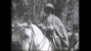 Italian Ethiopian War footage 1935-1936