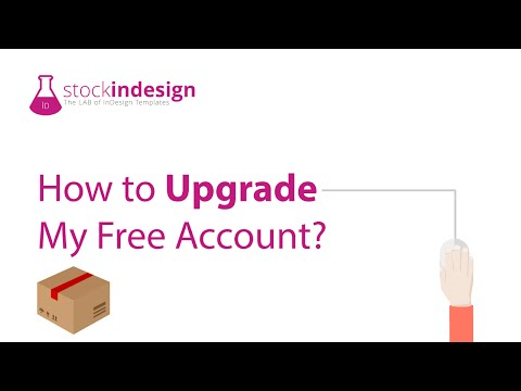 ¿How to Upgrade My Free Account?
