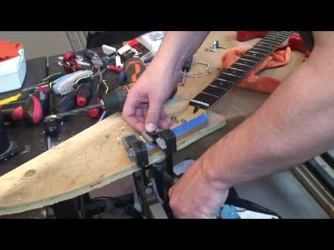 95 HSS Squier Strat Upgraded: Fender Tuners Installed