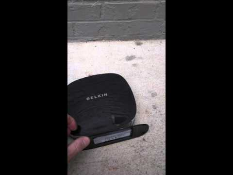 How to fix Belkin router from dropping connection