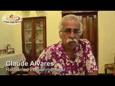 Claude Alvares' Campal Creek speak!