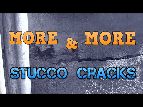 Cracks in Stucco: With some Proverbs