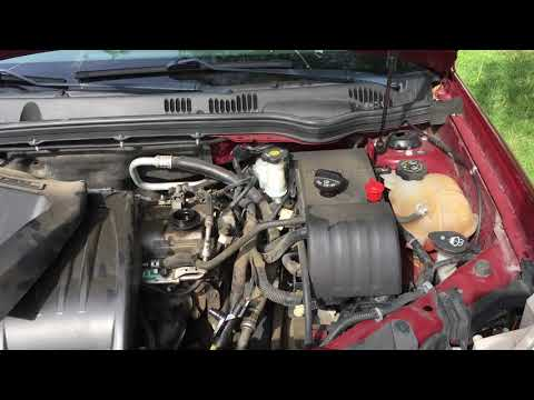 2009 Chevy Cobalt Camshaft Position Sensor Error Code and Replacement