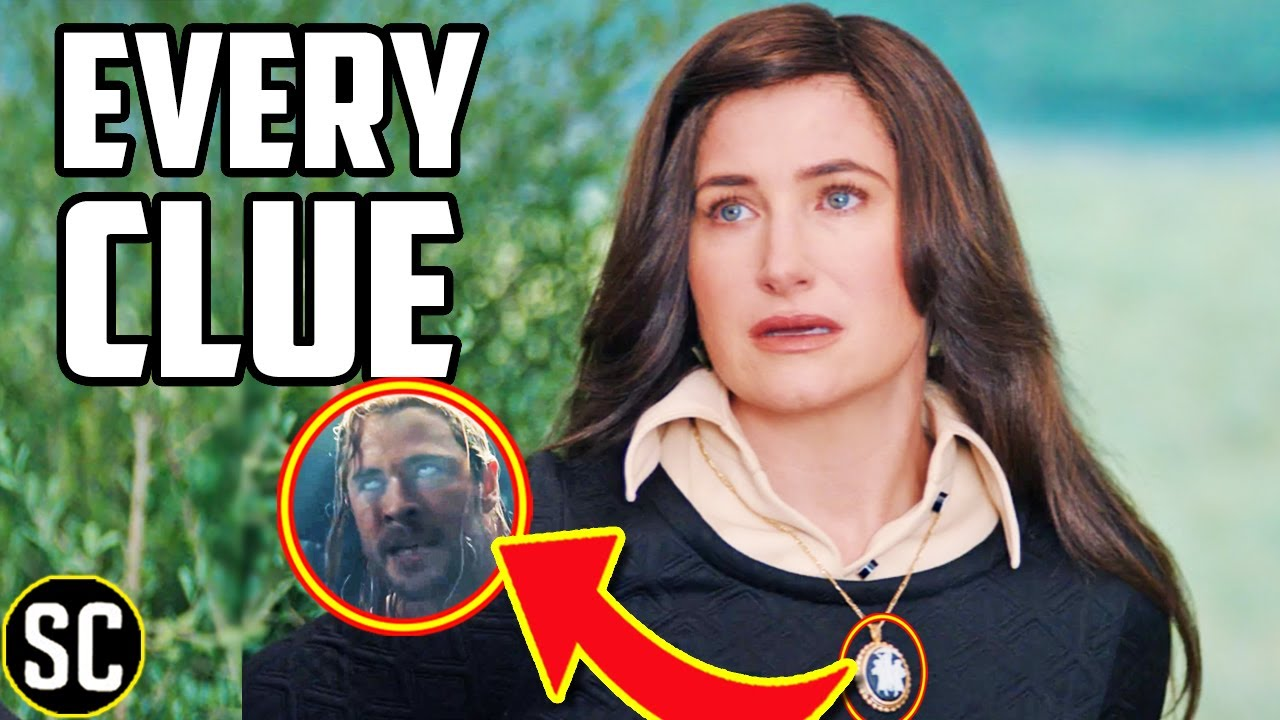 WandaVision Episode 7: Every Clue About the Agnes Reveal EXPLAINED