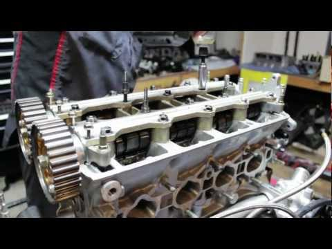 LsVtec Turbo Build HSG EP105