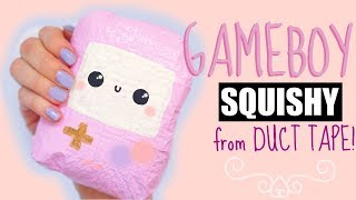 Download DIY DUCT TAPE SQUISHY | How to make a squishy without foam #7 Video