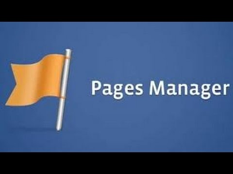 Install Facebook Pages Manager App On Android