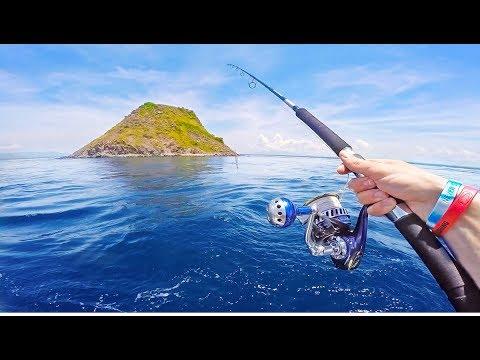 INCREDIBLE Fishing Remote Tropical Islands of Komodo