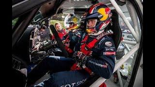 Trois rallyes WRC au programme de Sébastien Loeb en 2018