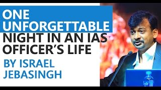 One Unforgettable Night in an IAS Officer