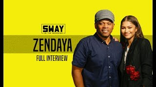 """Zendaya on How Oakland Molded Her, Landing Role in """"Spiderman"""" Movie & Lessons From Breakup"""