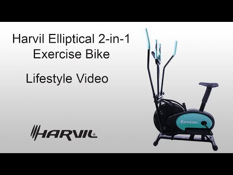 Lifestyle Video | Elliptical 2-in-1 Exercise Bike | Exercise Bike | Dazadi.com