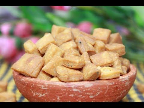 ছোটবেলার স্মৃতিচারণ - কটকটি রেসিপি - Kotkoti Recipe - Evening Tea Snacks
