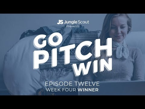 Who will be the WINNER of WEEK 4 💥? I Go Pitch Win I Jungle Scout