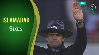 HBL PSL Final - Islamabad United vs Quetta Gladiators - Islamabad Sixes