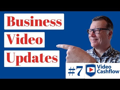 Business Video Updates For Your YouTube Business - Vlogging - No 7
