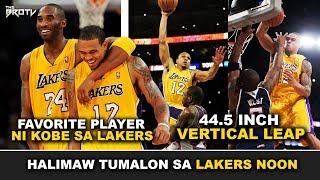 Laker Player noon na may Pinaka Savage na supalpal sa NBA! | Gaano kahusay maglaro si Shannon Brown