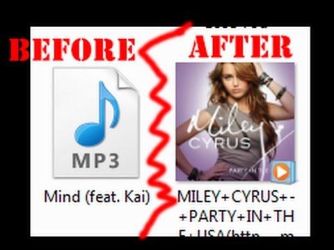 Cara Mengganti Foto Atau Merubah Cover MP3 Dengan Mudah