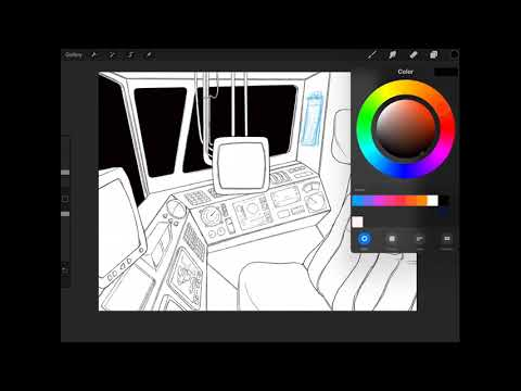 Watch Me Draw - Twitch Stream Ups and Downs and Progress!