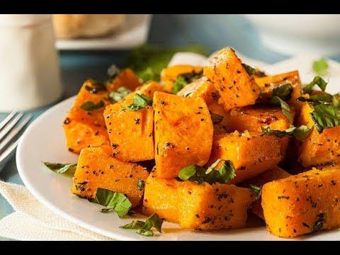 How to cook GINISANG KALABASA | Filipino Pan cooked Butternut Squash and Garlic