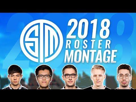 TSM 2018 Roster Reveal